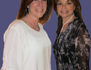 Elena Meinhardt & Deborah Myers, Sisterhood Co-Presidents