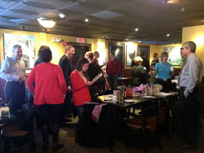 Chambers of Commerce of Chatham and Madison Hold Monthly Networking Breakfast, photo 3