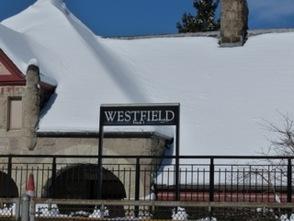 Westfield Train Station