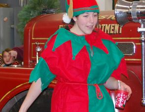 Lauren the Elf