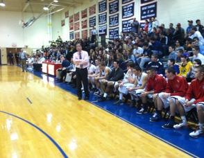 Governor Livingston Basketball