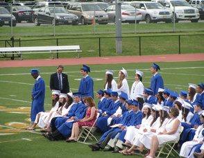 Millburn High School Graduation