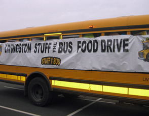 Livingston Stuffs the Bus to Help Victims of Hurricane Sandy, photo 2