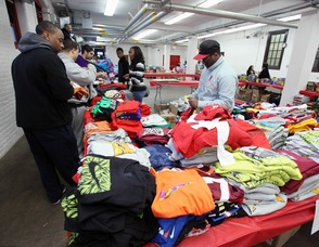 Sharing the Holiday Warmth: Paterson Groups Provide Winter Coats and Toys to the Needy, photo 2