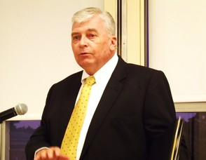 New Interim Superintendent of the West Orange School District, James O'Neill