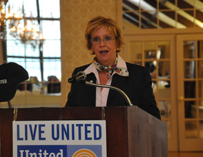 Mary Emilius, United Way of Sussex County Executive Director.