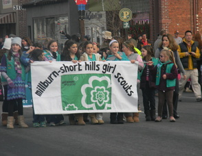 a Girl Scout Troop