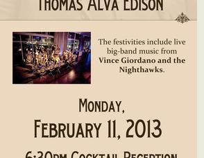 A Thomas Edison Birthday Gala at Pleasantdale Château, photo 2
