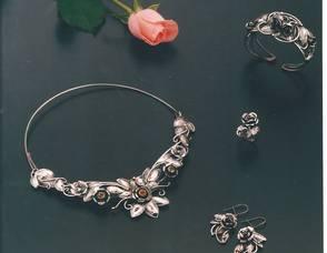 Moshe Bar Kocva jewelry