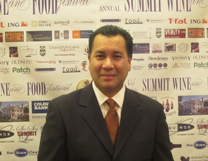 Summit Wine and Food Festival Founder Ivan Ruiz