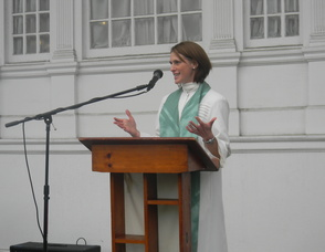 Rev. Emilie Boggis, Youth Minister