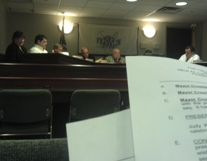 Franklin Borough Plans Hundred Year Celebration At Borough Council Meeting, photo 2