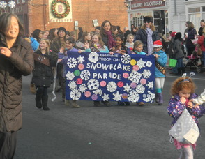 Brownie Troop 1281