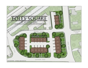 Foley Square rendering