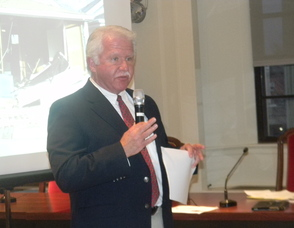 Councilman Bob Landrigan