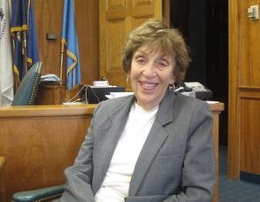 Millburn Mayor Sandy Haimoff