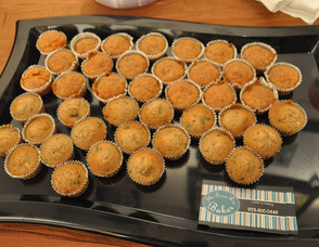 Carrot and Zucchini Muffins from The Seven Acre Baker.