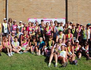 YMCA Hosts Triwomen Group, photo 1