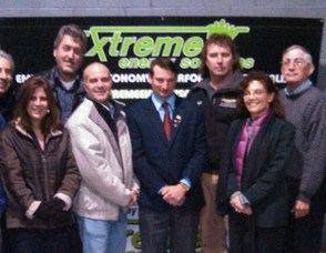Extreme Energy Solutions Team Members
