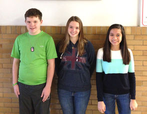 GCMS Student of Month