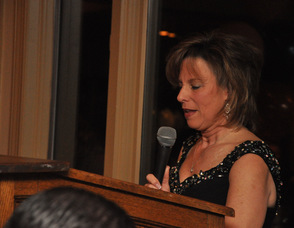 Sussex County Chamber of Commerce President, Tammie Horsfield.