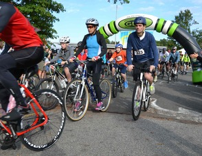 Riding For Hope:  5th Annual Jake's Ride for Dystonia Research Held in Millburn, photo 4