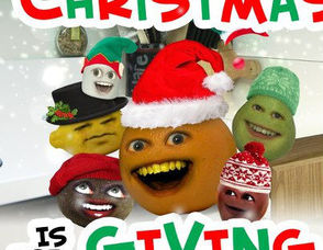 The Annoying Orange: Orange Carol