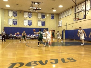 Westfield Wins Against New Providence