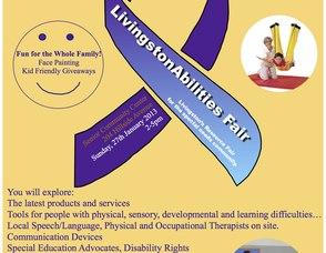 LivingstonAbilities Fair for the Special Needs Community