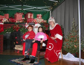 Usher in the Holidays at the Nature Craft Show, Tree & Menorah Lighting, Dec. 2 at Trailside, photo 1