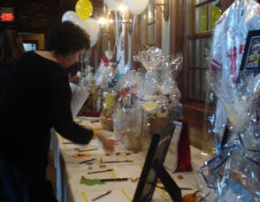 Silent Auction Bids