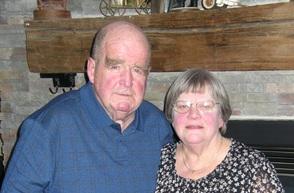 John and Sue Sullivan.