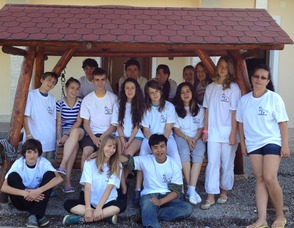 Summit Youth in Transylvania