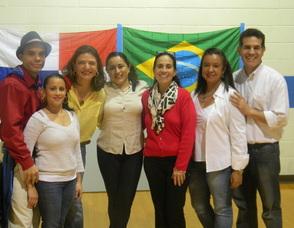 Community of Hispanics in Action  board members