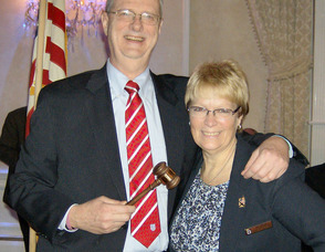 Howard and Sue Meyer