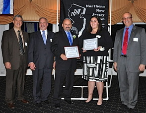 "Congregation Beth Israel Members Honored as  ""Man of the Year"" and ""Youth of the Year"", photo 1"