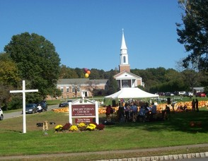 The Presbyterian Church of Chatham Township!