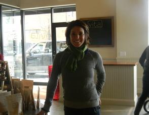 Vita Organic Foods Owner Jen Meister