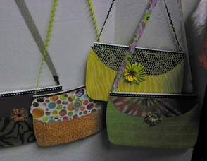 Notebook Purses