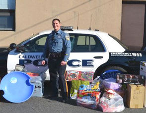 Caldwell Toys for Tots