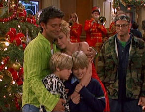 The Suite Life and Zack & Cody: Christmas at the Tipton