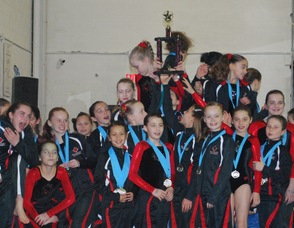 First Place Bronze Team