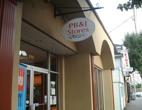 PB&J Stores