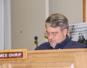 James Chirip