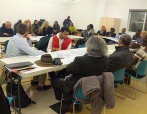Residents Raise Concerns at 1st Ward Master Plan Meeting, photo 1