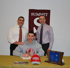 Summit's Nick Liberato