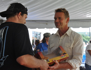 Double Dose of Duke - John Schneider Visits Neilsen Automotive Group, photo 19
