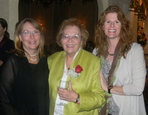 Rose Mary Murphy with  family members