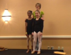 Fanwood-Scotch Plains YMCA Dance Company Member Receives Scholarship , photo 1