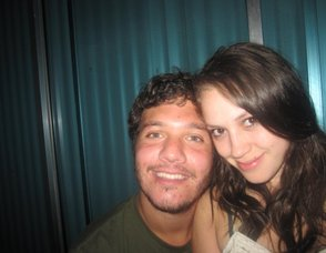 Stefan Calvaruso and his fiance, Maria Jose Crusellas, who died from Carbon Monoxide Poisoning in 2010.